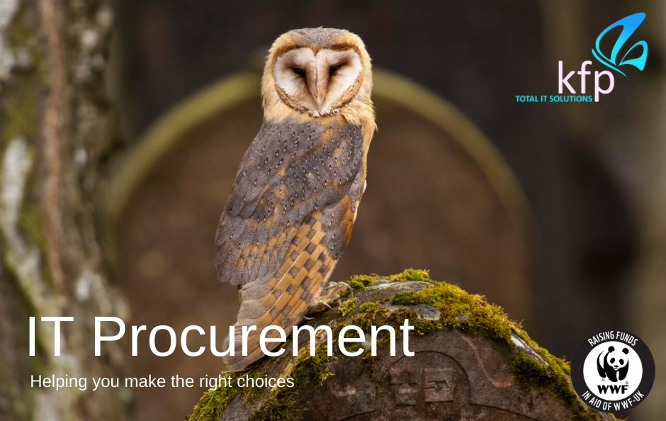 KFP have been supporting retail and hospitality brands with IT procurement services for the last 20 years.